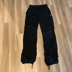 Lululemon Black Dance Studio Sweat Pants 6